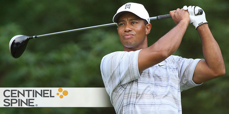 A Look Back At Tiger Woods' Back Pain Journey